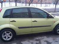 Ford Fiesta 1.25 МТ