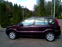 Ford Fusion 1.4 Сomfort